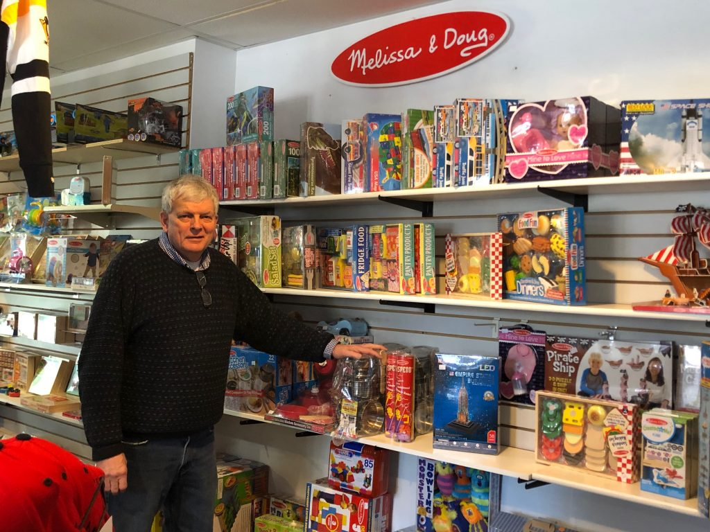 Business Profile: Downtown Sports And Toys