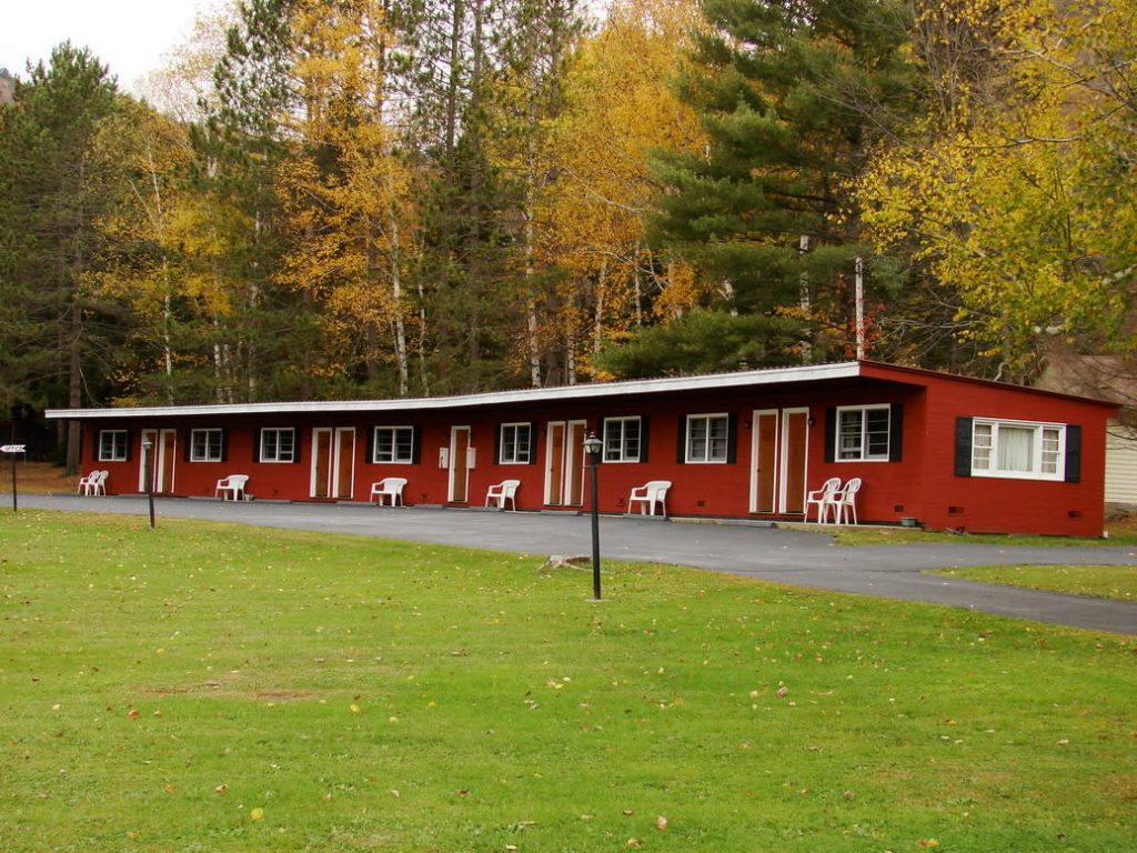 Business Profile: Squaw Brook Motel