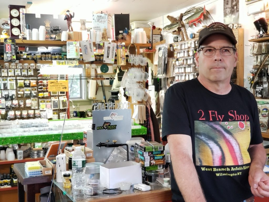 Business Profile: Ausable River Two Fly Shop