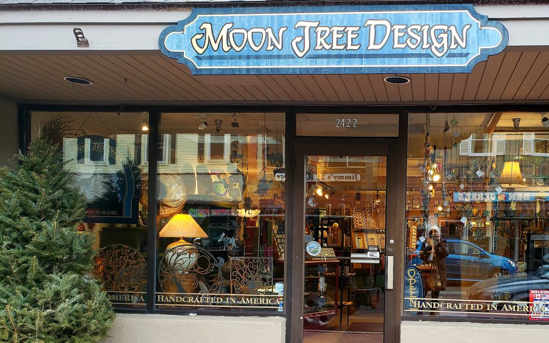 Moon Tree Design