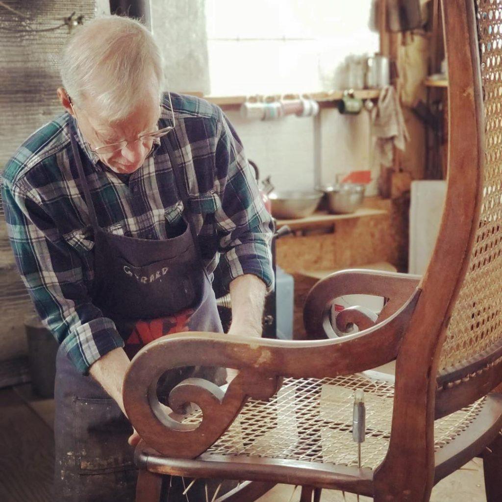Business Profile: Monnat Woodworking