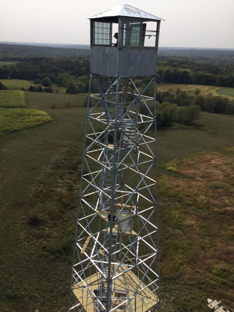 Business Profile: Davana LLC Fire Tower Restoration