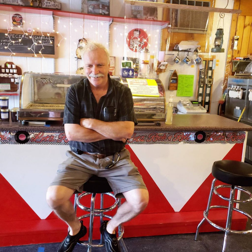 Business Profile: Mountain Frost 50's Cafe and Creamery